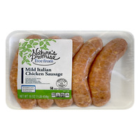 Nature's Promise Free from Chicken Italian Sausage Mild - 5 ct Fresh