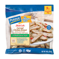 Perdue Short Cuts Carved Chicken Breast Grilled Italian Style Fresh