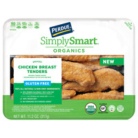 Perdue Simply Smart Organics Breaded Chicken Breast Tenders Gluten Free