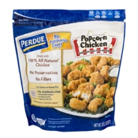 Perdue Breaded Popcorn Chicken Fully Cooked Frozen