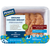 Perdue Breast Ground Chicken 98% Fat Free Fresh