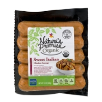 Nature's Promise Organic Chicken Sausage Sweet Italian - 5 ct Fresh