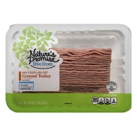 Nature's Promise Free from Ground Turkey 94% Fat Free Fresh
