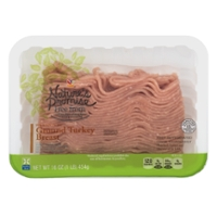 Nature's Promise Free from Ground Turkey Breast 99% Lean 1% Fat