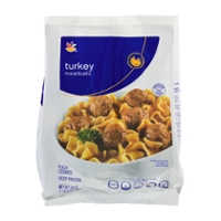Stop & Shop Turkey Meatballs Fully Cooked Frozen