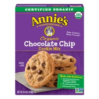 Annie's Homegrown Cookie Mix Chocolate Chip Organic