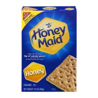 Nabisco Honey Maid Graham Crackers Honey