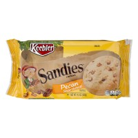 Keebler Sandies Shortbread Cookies Pecan