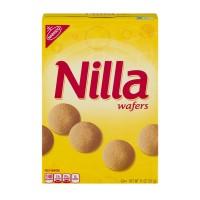 Nabisco Nilla Wafers Vanilla