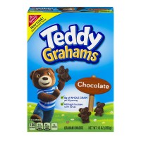 Nabisco Teddy Grahams Chocolate