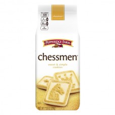 Pepperidge Farm Chessmen Butter Cookies