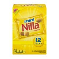 Nabisco Nilla Wafers Mini Snack Packs - 12 pk