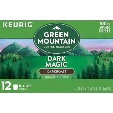 Green Mountain Dark Magic Extra Bold Dark Roast Coffee K-Cups