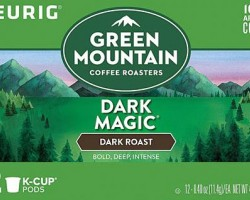 Green Mountain Dark Magic Extra Bold Dark Roast Coffee K-Cups