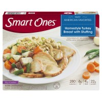 Smart Ones Tasty American Favorites Homestyle Turkey Breast with Stuffing