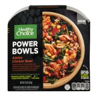 Healthy Choice Power Bowls Latin Adobo Chicken Bowl