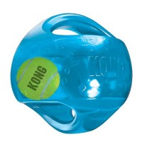 KONG Jumbler Ball Dog Toy, Large