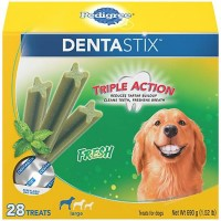 Pedigree Large DentaStix Fresh, 28 count