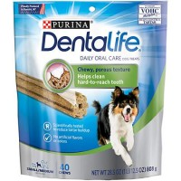 DentaLife Daily Oral Care Small/Medium Dog Treats, 40 count