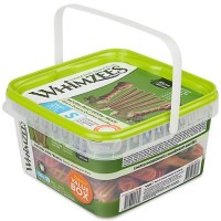 Whimzees Small Variety Dog Chews Container