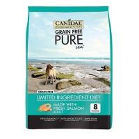 CANIDAE Grain Free PURE Sea Dog Dry Formula with Salmon, 24 lbs.
