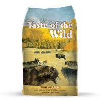 Taste of the Wild High Prairie Grain-Free Roasted Bison & Venison Dry Dog Food, 30 lbs.