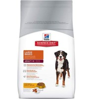 Hill's Science Diet Large Breed Adult Dry Dog Food, 35 lbs.
