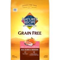 Nature's Recipe Grain-Free Salmon, Sweet Potato & Pumpkin Dry Dog Food
