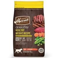 Merrick Grain Free Healthy Weight Dry Dog Food, 25 lbs.