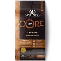 Wellness CORE Natural Grain Free Original Dry Dog Food, 24 lbs.