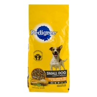 Pedigree Small Dog Complete Nutrition Adult Dog Food Chicken, Rice & Veg