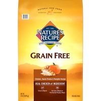 Nature's Recipe Grain-Free Chicken, Sweet Potato & Pumpkin Dry Dog Food
