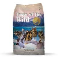 Taste of the Wild Wetlands Grain-Free Roasted Duck Dry Dog Food, 30 lbs.