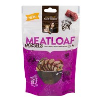 Rachael Ray Nutrish Meatloaf Morsels Dog Treats Homestyle Beef