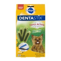 Pedigree Dentastix Fresh for Toy/Small Dogs - 21 ct