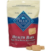 Blue Buffalo Blue Health Bars With Bacon, Egg & Cheese Dog Treats, 16 oz.