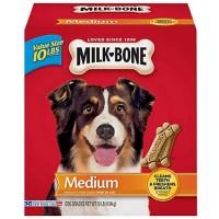 Milk-Bone Medium Dog Biscuits, 10 lbs.