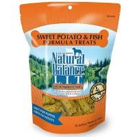 Natural Balance L.I.T. Limited Ingredient Treats Sweet Potato & Fish Formula Dog Treats, 14 oz.