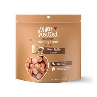 WholeHearted Grain Free Peanut Butter Dog Treats, 44 oz.