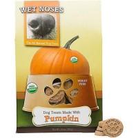 Wet Noses Pumpkin Organic Dog Treat