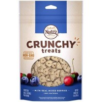 NUTRO Crunchy With Real Mixed Berries Dog Treats, 10 oz., Bag