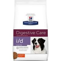 Hill's Prescription Diet i/d Low Fat Digestive Care Chicken Flavor Dry Dog Food, 27.5 lbs., Bag