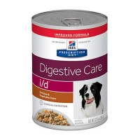 Hill's Prescription Diet i/d Digestive Care Chicken & Vegetable Stew Canned Dog Food, 12.5 oz., Case of 12