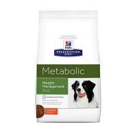 Hill's Prescription Diet Metabolic Weight Management Chicken Flavor Dry Dog Food, 27.5 lbs., Bag