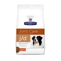 Hill's Prescription Diet j/d Joint Care Original Bites Chicken Flavor Dry Dog Food, 27.5 lbs., Bag