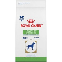 Royal Canin Veterinary Diet Canine Urinary SO Moderate Calorie Dry Dog Food, 17.6 lbs.