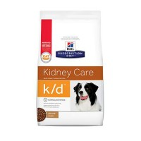 Hill's Prescription Diet k/d Kidney Care with Lamb Dry Dog Food, 17.6 lbs., Bag