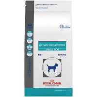Royal Canin Veterinary Diet Canine Hydrolyzed Protein Small Dog Dry Dog Food, 8.8 lbs.
