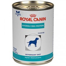 Royal Canin Veterinary Diet Hydrolyzed Protein In Gel Canned Dog Food, 13.7 oz., Case of 24