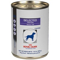 Royal Canin Veterinary Diet Selected Protein Adult PR In Gel Canned Dog Food, 13.6 oz., Case of 24